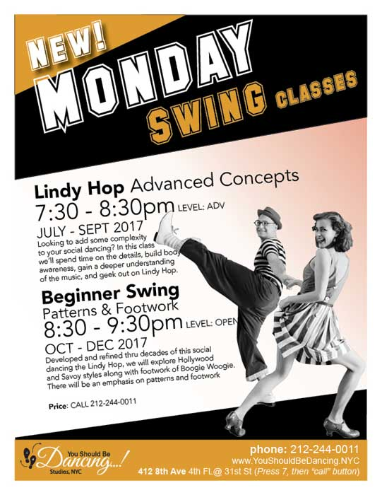 Swing Beginner Patterns