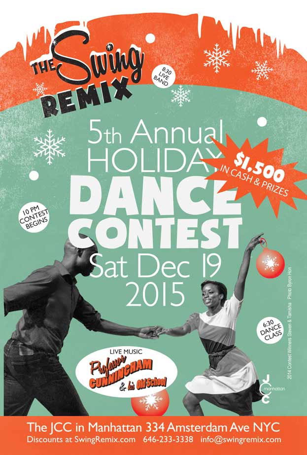 Swing Remix Dance Contest 2015