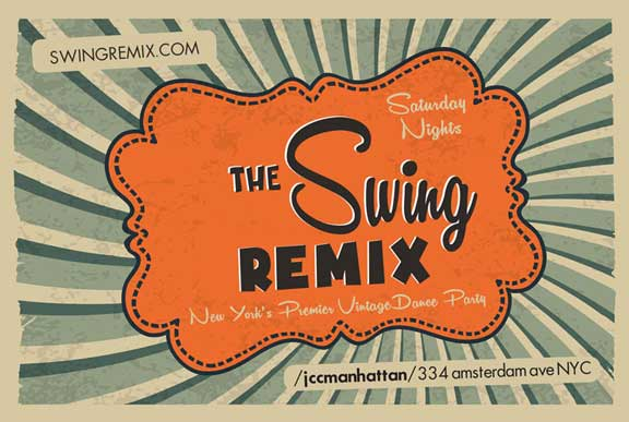 Solomon Douglas at Swing Remix 2016