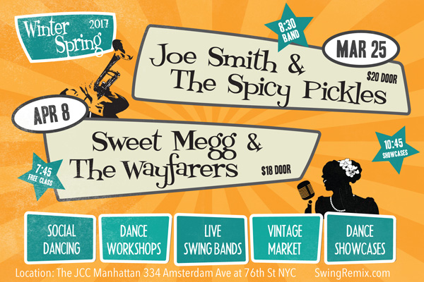 Joe Smith & The Spicy Pickles
