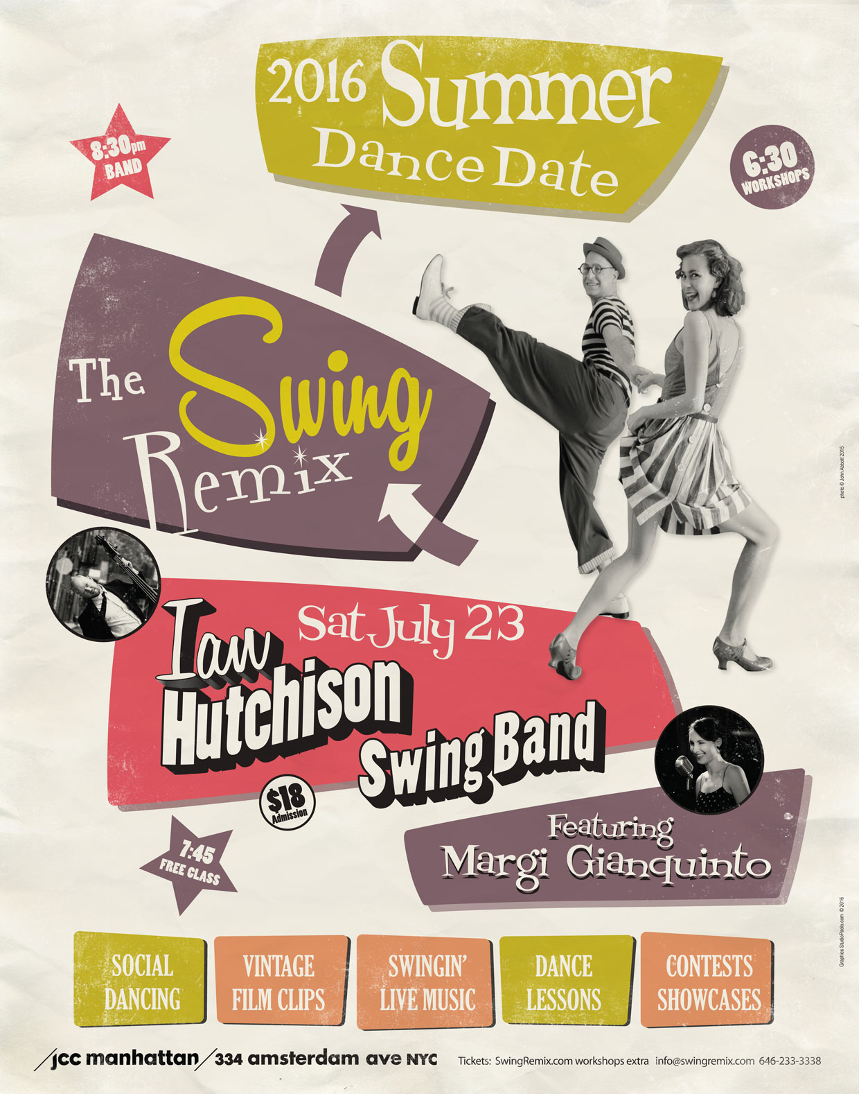 Summer Dance Swing Remix with Ian Hutchison