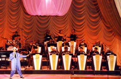 Cab Calloway Orchestra with C. Calloway Brooks