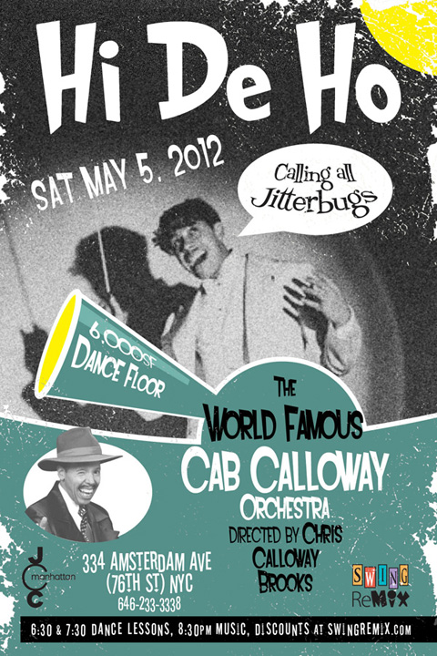cab calloway orchestra and chris calloway brooks