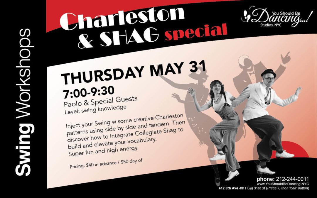 Charleston & Shag
