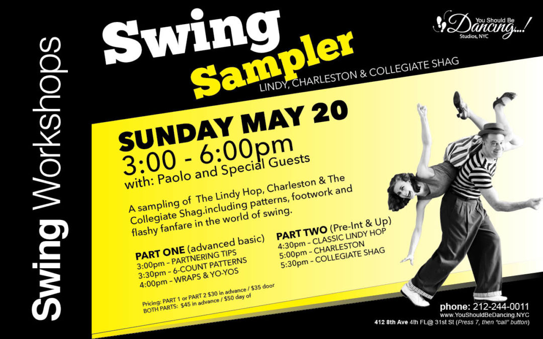 Swing Sampler workshop