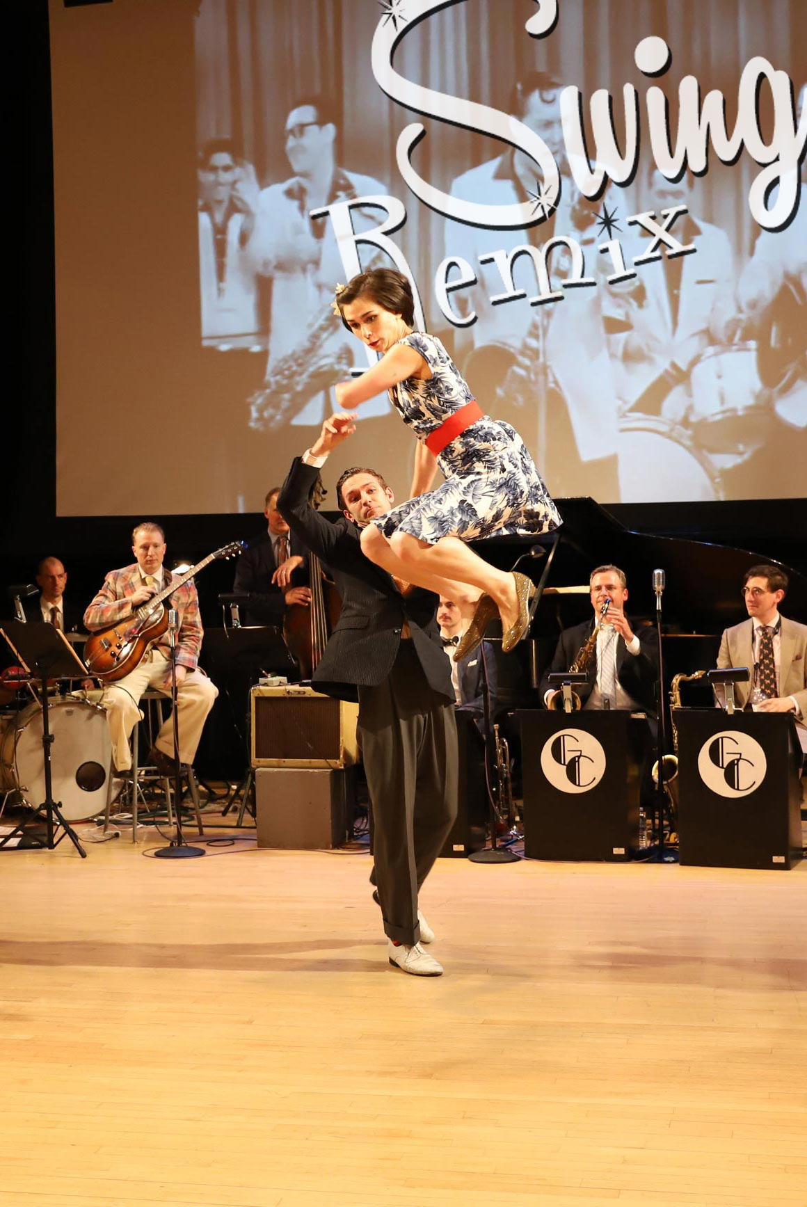 Swing Remix | The NYC Swing Dance Extravaganza