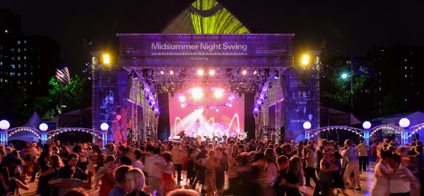 Midsummer Night Swing Remaining Dates!
