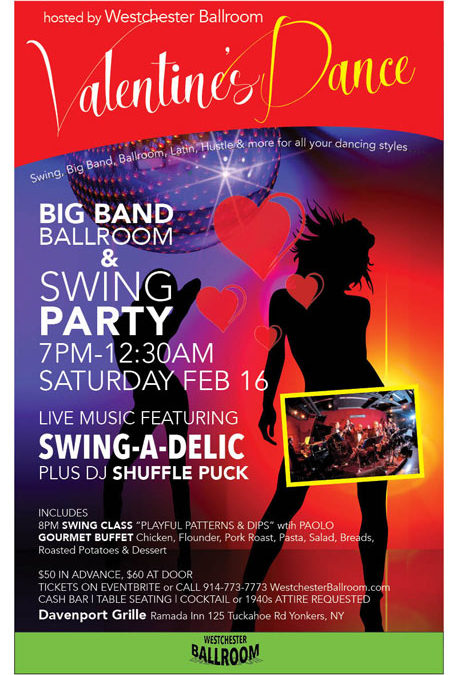 Valentine's Dance in Yonkers